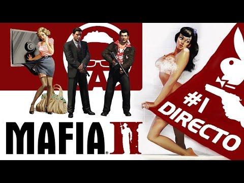 Mafia II - En Directo - La historia de Vito Scaletta - Parte #1
