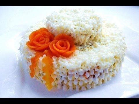 Новинка салатов на день рождения