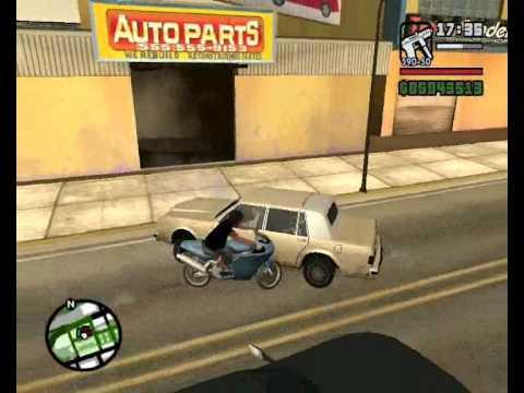 GTA San Andreas – Tre Uomini E Una Gamba ( Remake Aldo Giovanni E Giacomo)