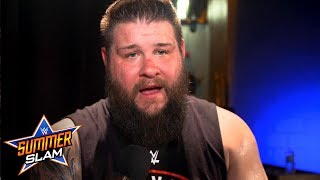Kevin Owens proves what's best for business: SummerSlam Exclusive, Aug. 11, 2019