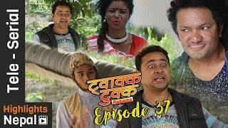 Twakka Tukka Returns - Episode 37 | New Nepali Comedy  TV Serial 2017 Ft. Dinesh DC