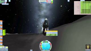 Kerbal Space Program - Interstellar Quest - Episode 17 and a Half - Sean On The Mun