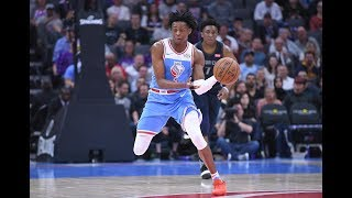 De'Aaron Fox's BEST Passes From 2018-19 Season