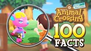 100 Facts About Animal Crossing New Horizons (Analysis)