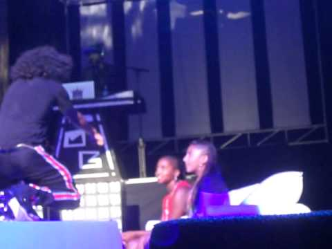 """Missing You"" Mindless Behavior #1 Girl Tour DC (Princeton Grinding)"