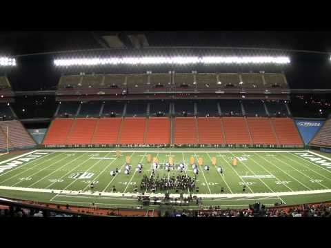 """NEVERMORE"" by Mililani High School ""Trojan"" Marching Band@2012 OIA Marching Band Festival"