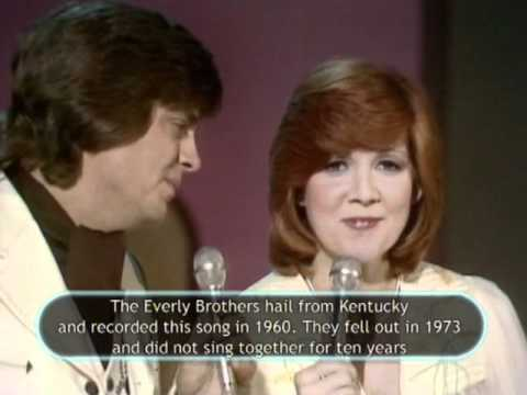 Cilla Black & Phil Everly - Let It Be Me video