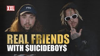 Suicideboys End in a Tie in 'Real Friends'