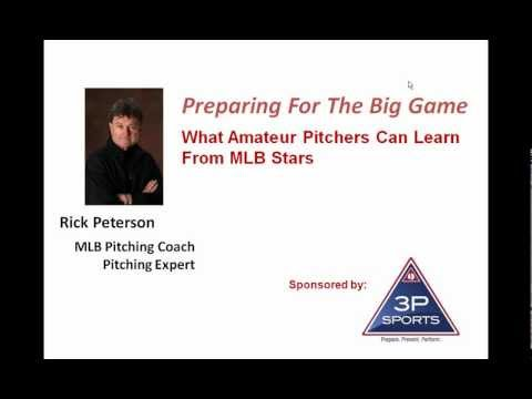 0 Preparing For The Big Game   What Amateur Pitchers Can Learn From MLB Stars