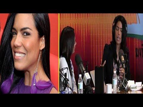 La revelacion que acaba de hacer la presentadora Ibelka Ulerio