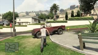 Grand Theft Auto 5 GTA V Parte 36 Souvenirs De Vinewood Español