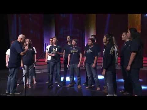 Pope John Paul II Chamber Choir - Sing (Pentatonix cover)