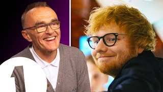 """He's very funny!"" Yesterday's Danny Boyle on Ed Sheeran, The Beatles and Slumdog Millionaire."