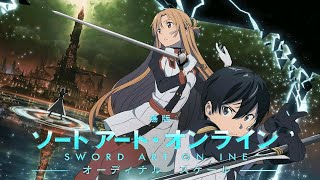 Sword art online ITA trailer season 3