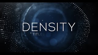 Density Titles