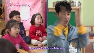 [ OFFLINE TVXQ ] Bố ơi mình đi đâu thế  _ Yunho ver