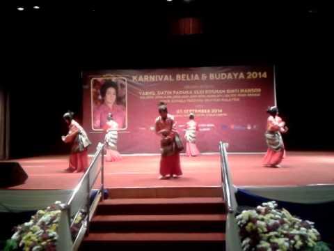 Rentak Tari Seirama - Pertandingan Tarian - Zapin Ya Salam (noraniza Idris) video