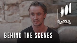 On Set & Behind The Scenes of RISEN