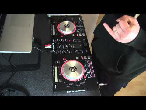 Numark Mixtrack Pro 3 - First Look