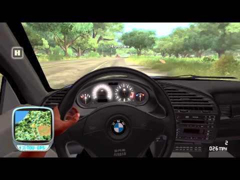 Test Drive Unlimited BMW M3 E36