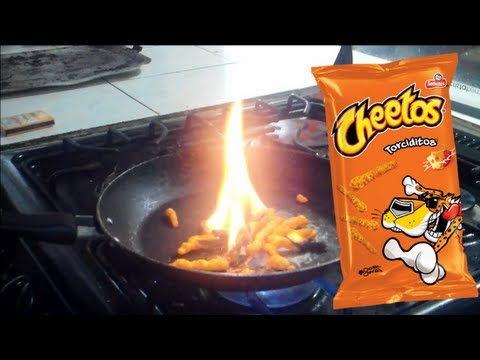Los Cheetos son de Carton