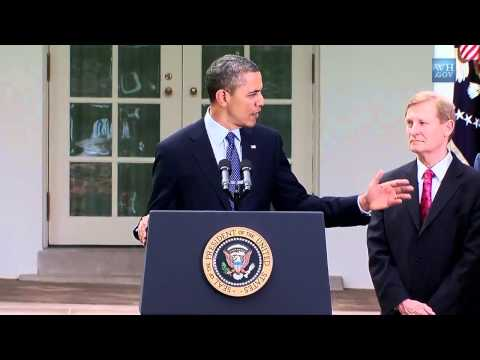 Obama Discusses, Signs the Jumpstart Our Business Startups JOBS) Act