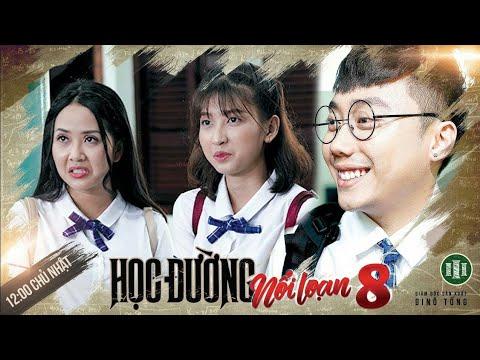 PHIM CẤP 3 - Phần 8 : Tập 16   Phim Học Sinh Hài Hước 2018   Ginô Tống, Kim Chi, Lục Anh