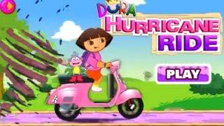 Dora The Explorer Bike Ride Game