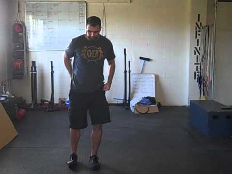 Single Leg Romanian Deadlift Image 1