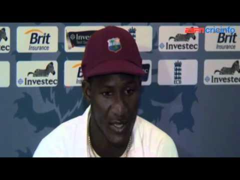 Darren Sammy - England v West Indies, 1st Test, Lord's, 5th day