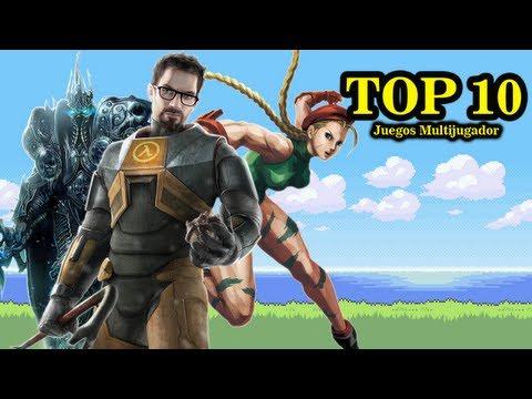 Top 10 - Juegos Multijugador