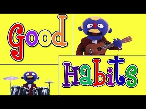 Good Habits Song for Children