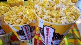 Man Sues Movie Theater Over Expensive Popcorn