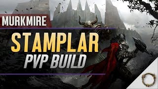 [ESO] Stamplar PVP Build | Murkmire