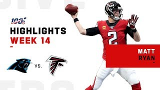 Matty Ice Styles on the Panthers | NFL 2019 Highlights