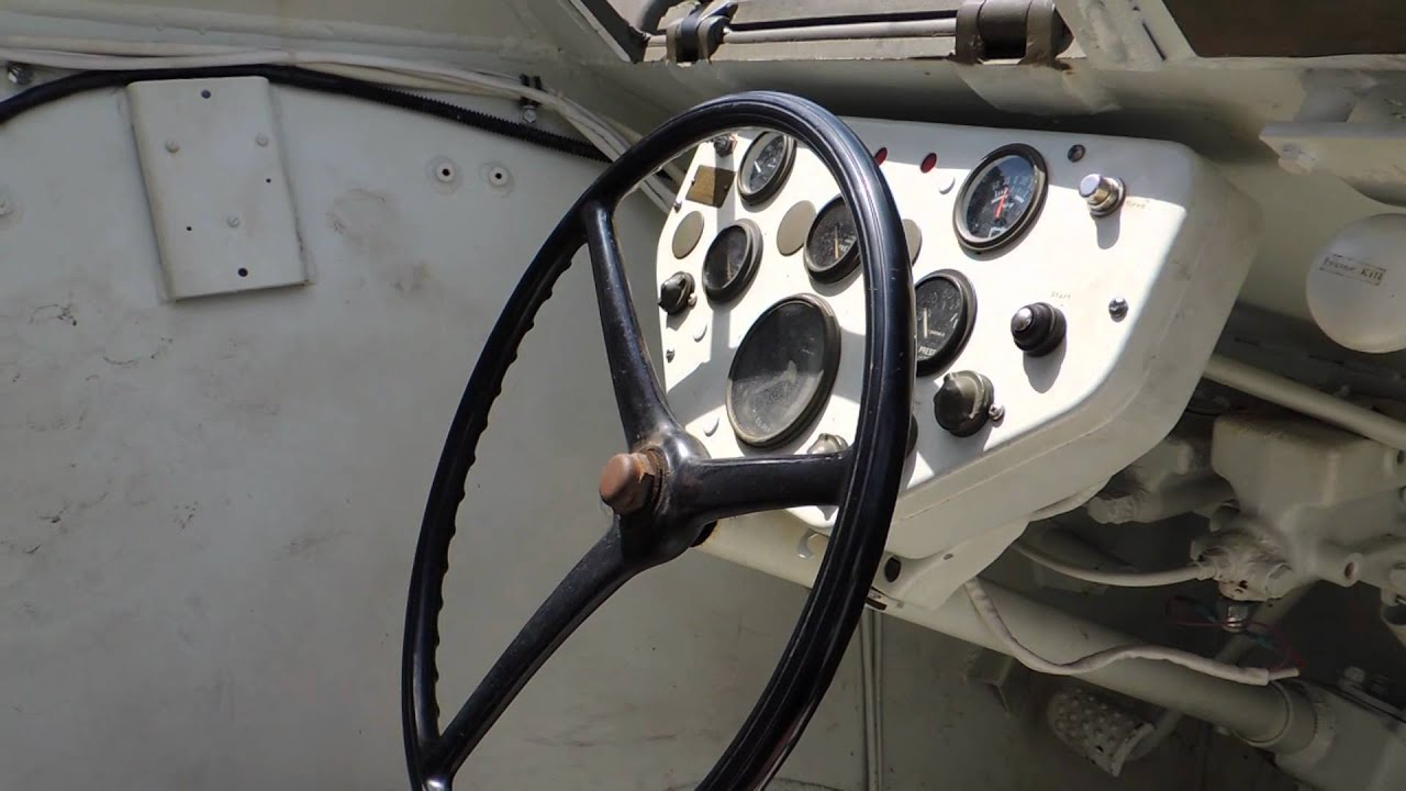 Vehicle History Report >> WWII M8 Greyhound - YouTube