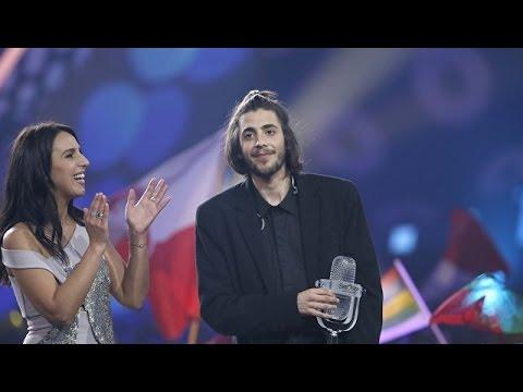 Победитель Евровидения 2017 – Португалия. Сальвадор