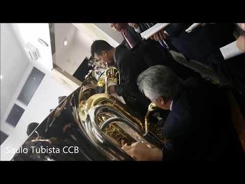 Ensaio CCB ACORDEON ARREPIANDO Hino 110