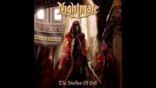 Watch Nightmare The Burden Of God video