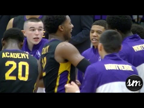 Defending National Champion Montverde Academy wins season opener [Team Mixtape 2013-2014]