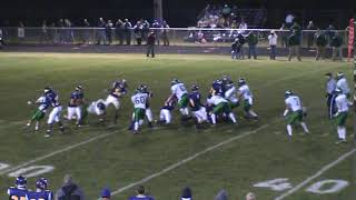 Bronson Vikings Vs. Mendon Hornets - High School Football - 2010 -
