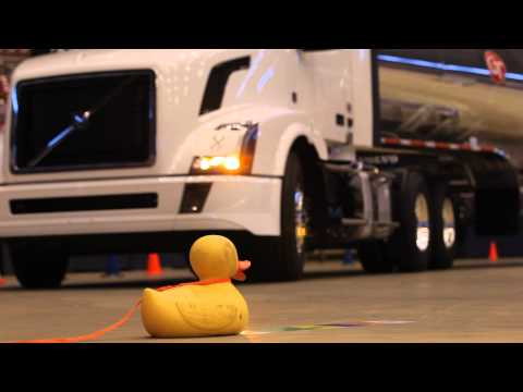 2015 National Truck Driving Championships: Truck vs. Duck Redux