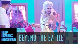 "Skylar Astin Takes All w/ Fergie's ""M.I.L.F. $."": Beyond the Battle   Lip Sync Battle"