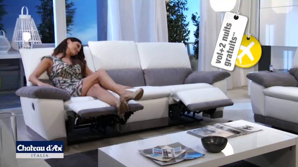 Infinity studios video design chateau d 39 ax divani - Divano letto pleiade chateau d ax prezzo ...