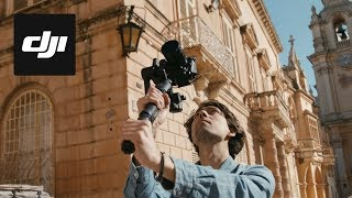 DJI - Lost in Malta: Behind the Scenes with Ronin-S