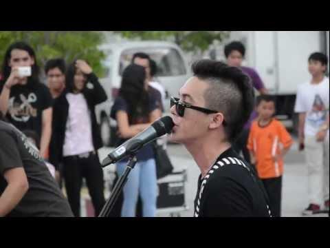 Bunkface - Everyone Connects Festival 2011 (MMU Cyberjaya)