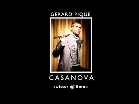 Casanova. Gerard Piqué