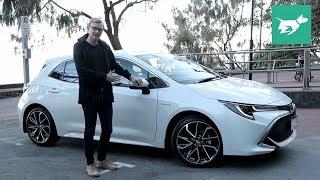 Toyota Corolla 2019 review