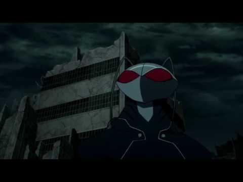 Бэтмен убивает Черную Манту