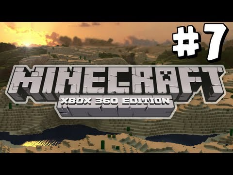 Minecraft: Xbox 360 - Pig And Sheep Pen! - Part 7